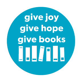 give joy give hope give books