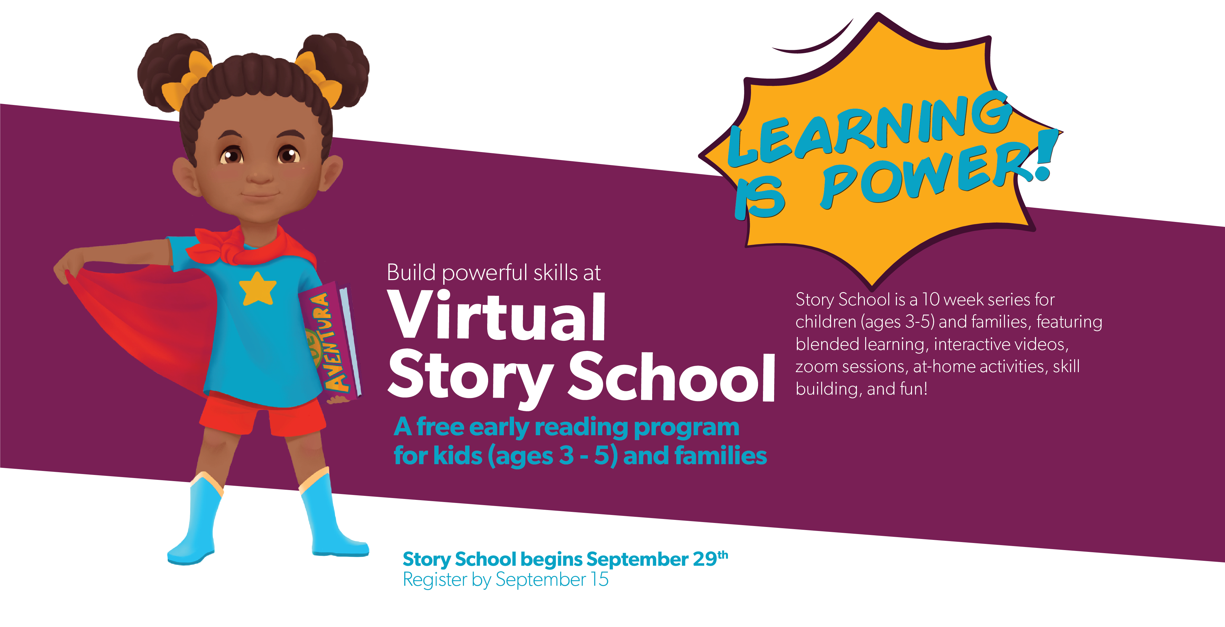 Virtual Story School