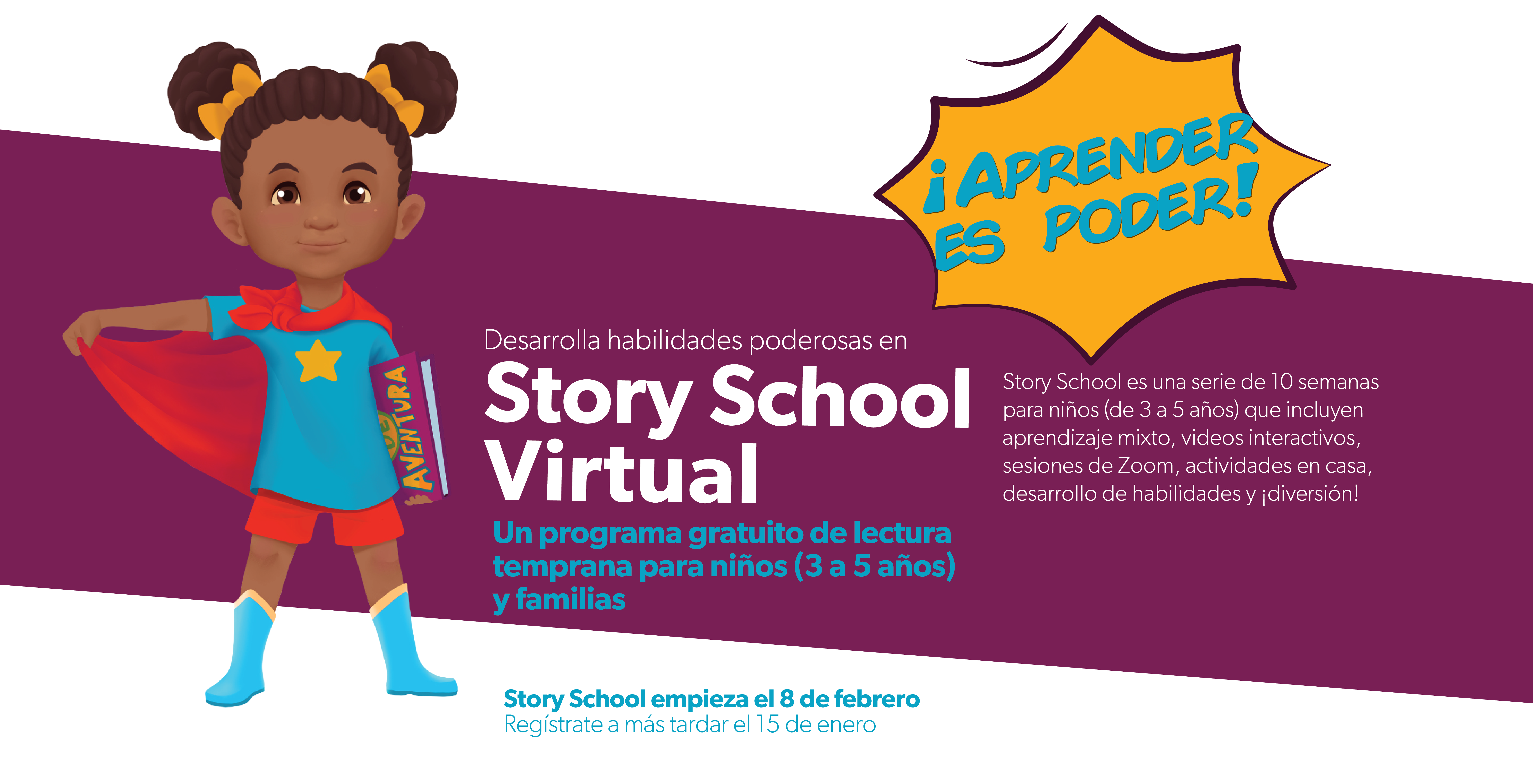Story School Virtual
